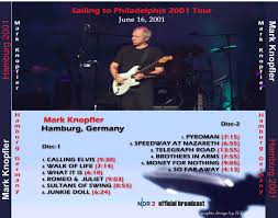 Mark Knopfler - Hamburg