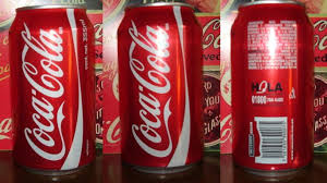 nutrition facts of coke