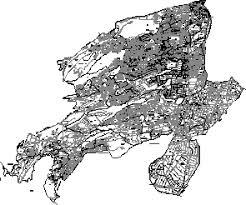 mapa delegacion alvaro obregon