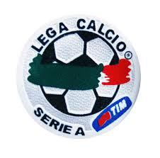 lega calcio patch