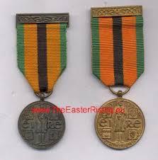 irish medal