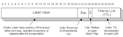mpls label