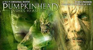 pumpkin head ashes to ashes