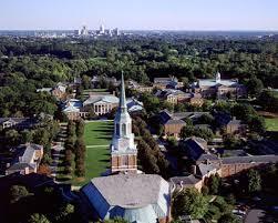 Wake Forest Reynolda Campus