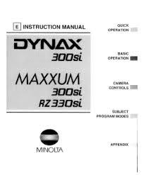 dynax 300si