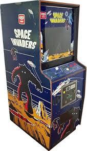 space invaders arcade games
