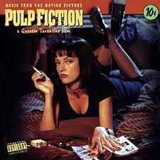 pulp fiction soundtrack cd