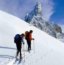 sci alpinismo01 Fascino e rischi dello sci alpinismo, disciplina alpinistica con il maggior numero di incidenti mortali.