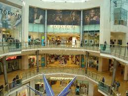 bullring shopping center