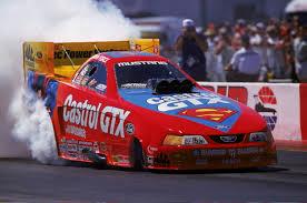 drag racing car