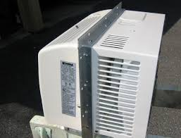 air conditioner mounting