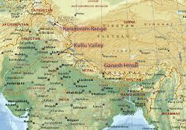 himalayas location