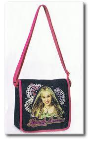 hannah montana book bags