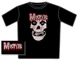 misfits tee shirt