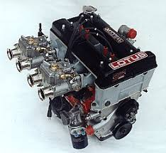 lotus twin cam engines