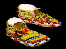native american moccasin
