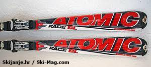 atomic slalom skis