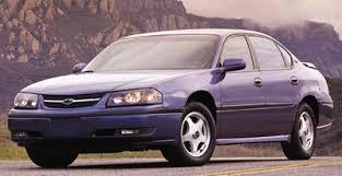2002 impalas