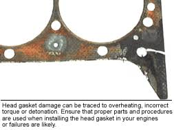 bad head gasket