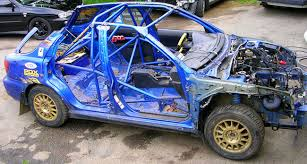rally roll cage