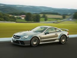 mercedes sl 65 amg black