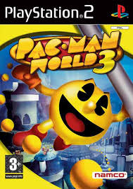pac man ps2