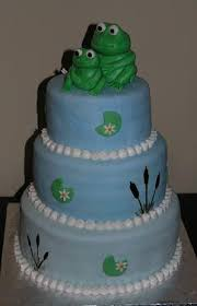 froggy baby shower