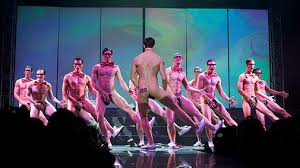 broadway bares backstage pass