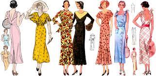 1930 patterns