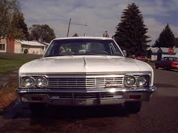1966 impala 4 door
