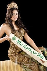 miss earth crown