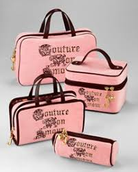 juicy couture makeup bags