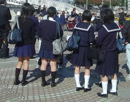 english school uniform