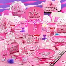 princess party packs