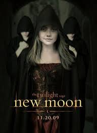 new moon promo poster