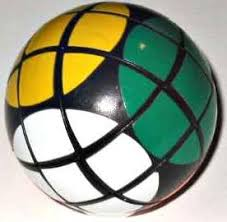rubiks cube ball