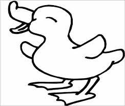 color duck