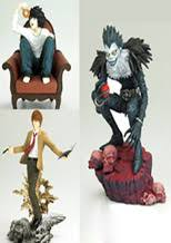 death note collectables