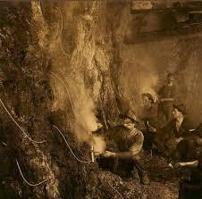 hard rock mining
