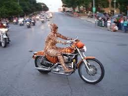 biker rally photos