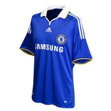 chelsea soccer apparel