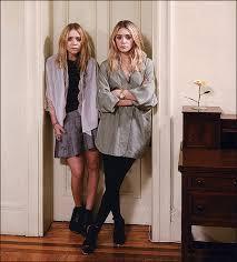 ashley and mary kate olsen fashion