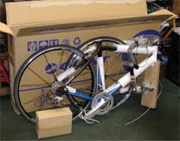 bicycle packing