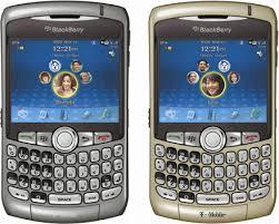 blackberry titanium
