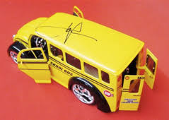 john force school bus
