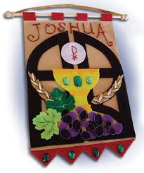 holy communion banners