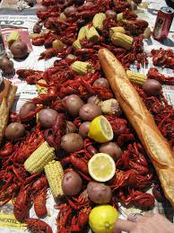 crawfish farms