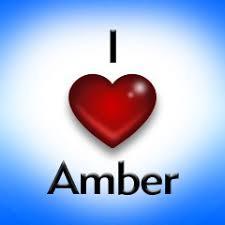 i love you amber
