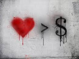 no money no love