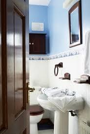 bathrooms door